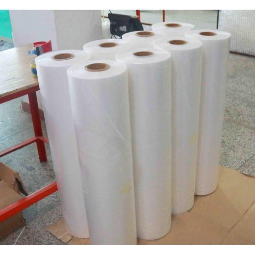 专业生产pof热收缩膜 环保pof热收缩膜 pof对折收缩膜