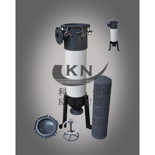 科诺耐酸碱PVC/PP袋式过滤机