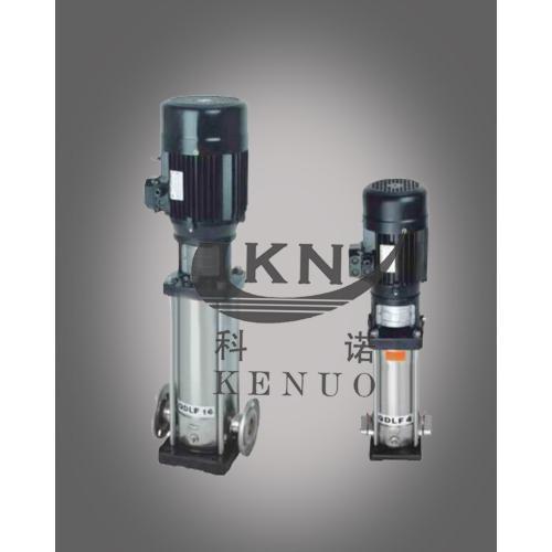 科诺不锈钢多级立式离心泵