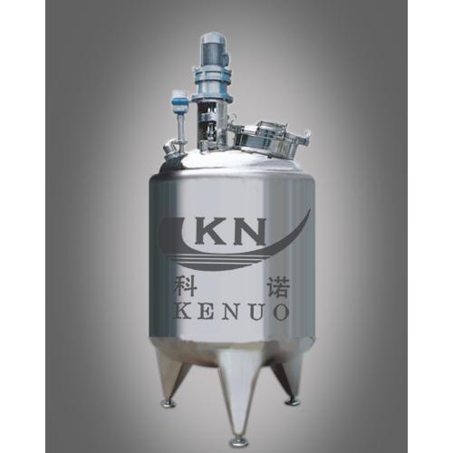 科诺夹层搅拌电加热配液罐