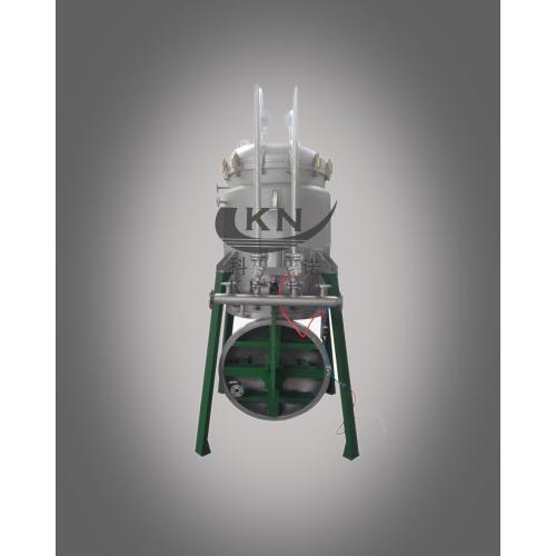 科诺活性碳微孔气动直排过滤机
