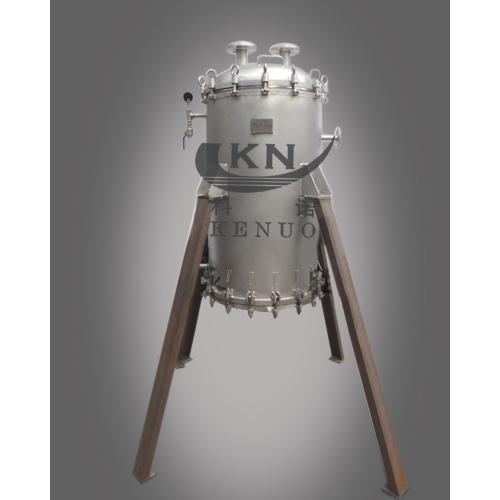 科诺活性碳PA滤芯底部大开口气动式过滤机
