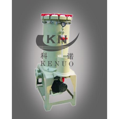 科诺耐酸碱PP纸板型精密过滤机