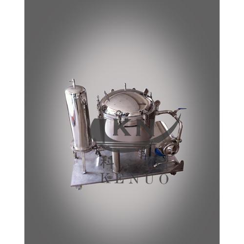 海宁科诺可移动不锈钢活性碳过滤器
