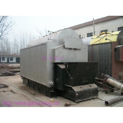 活动炉排燃煤锅炉,自动给水,适用煤种全