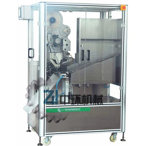ZHTB60 软管贴标机 牙膏管贴标机 自动贴标机
