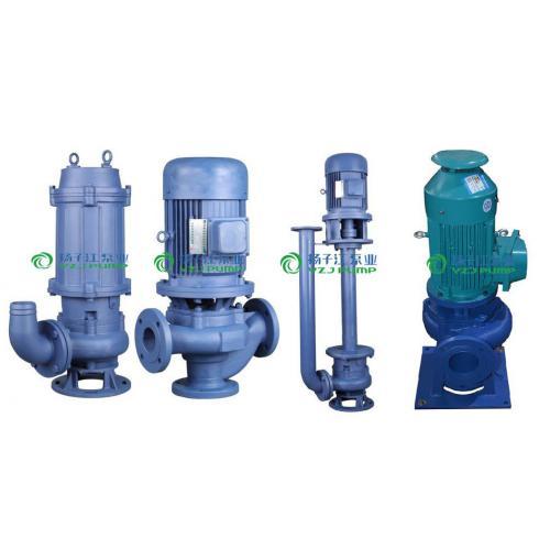 排污泵:QW(WQ),YW,LW,GW高效无堵塞排污泵