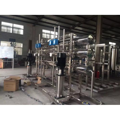 供應  制藥純化水設備二級反滲透設備