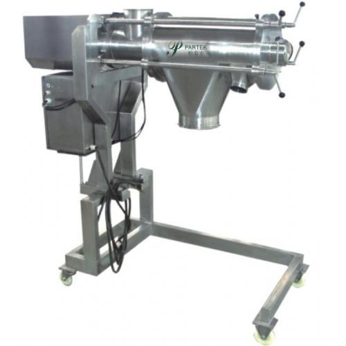 单轴旋风筛分机