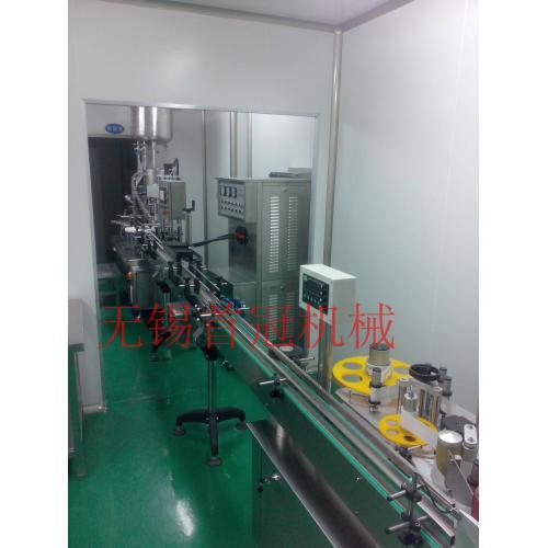 糖浆生产线;口服液生产线