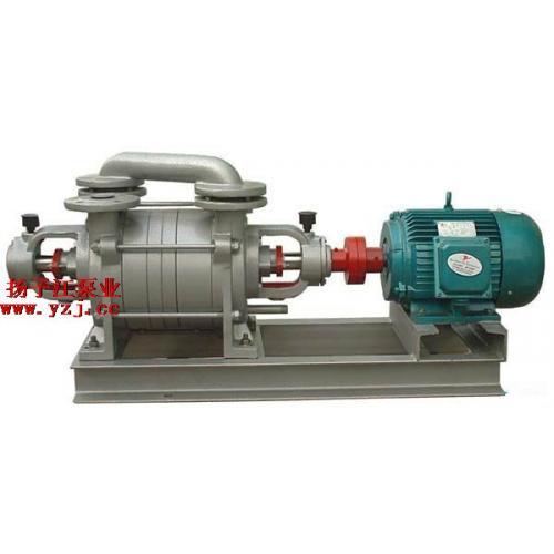供应2SK系列不锈钢两级水环真空泵|耐腐蚀水环真空泵