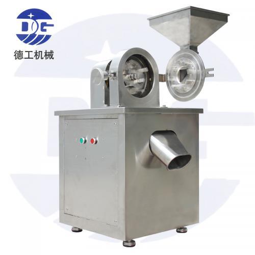 专业生产不锈钢万能粉碎机 食品粉碎机 大米糯米粉碎机