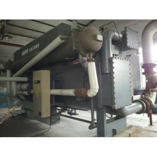 鄂州二手溴化锂中央空调回收|回收溴化锂制冷机|溴化锂溶液回收