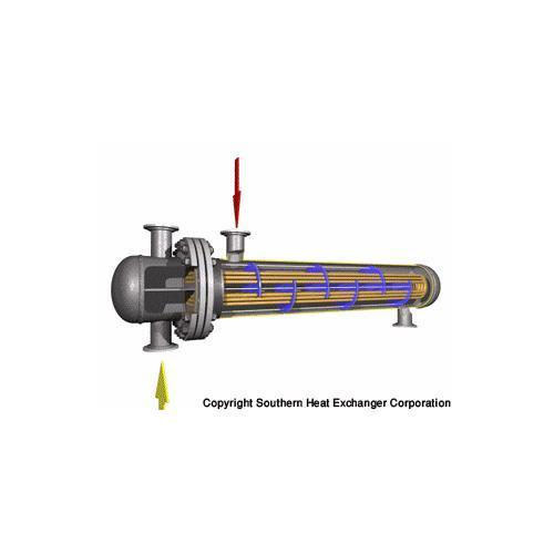 U型管换热器、浮头式换热器