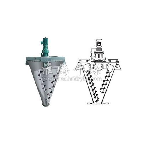 DSH系列双螺旋锥形混合机