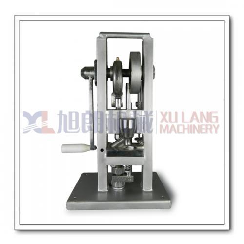 小型单冲压片机    不锈钢压片机    多功能压片机