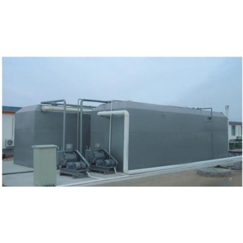 小型一体化污水处理设备安装要求