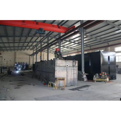 南宁地埋式一体化污水处理装置技术规格
