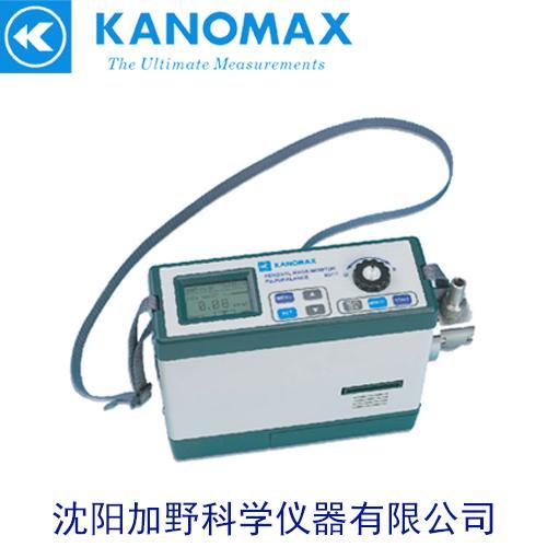 加野KANOMAX压电天平式粉尘计 KD11