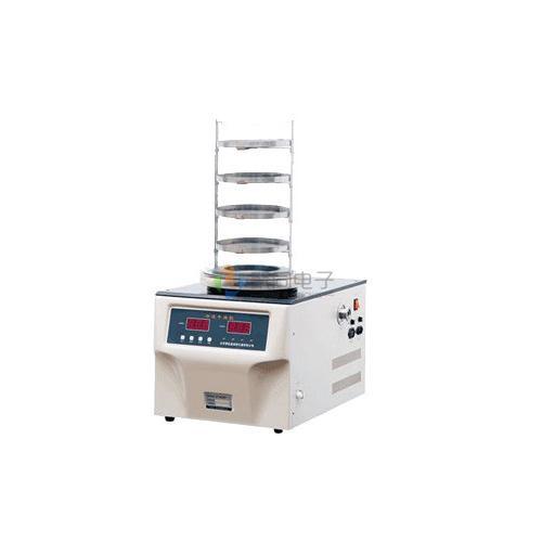 小型真空冷冻干燥机FD-1A-50普通型冻干机