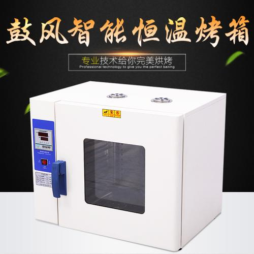 金本恒温干燥箱电热烤箱中药材烘干机五谷杂粮烘焙机 箱式
