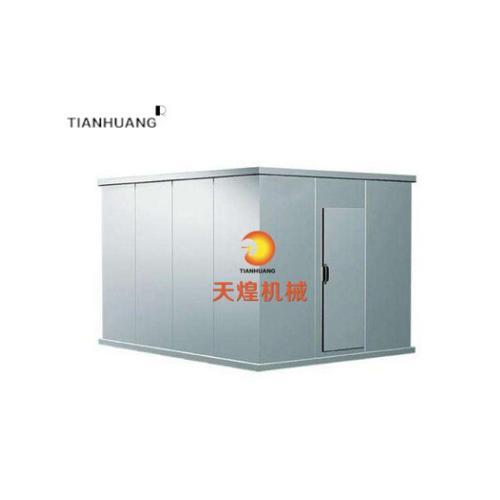 大型冷藏低温医药冷库 冷冻拼装式制冷设备