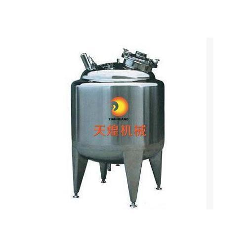 卫生级储液罐 食品医药液体物料储存不锈钢316L防腐蚀配液罐