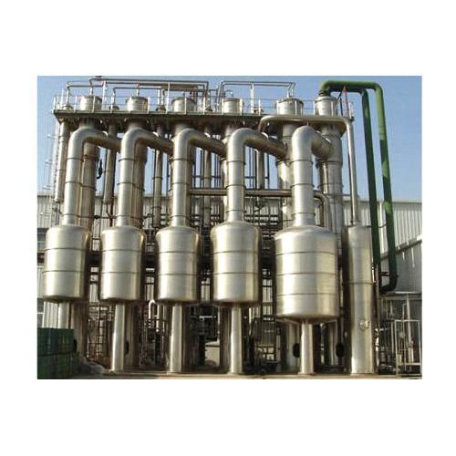 常州彬达生产三效循环蒸发器