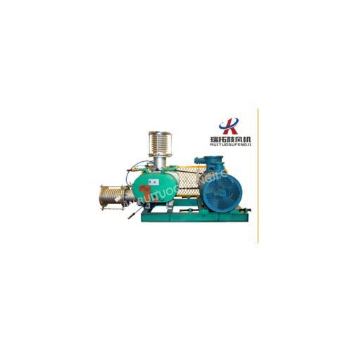 MVR蒸发器三叶罗茨式蒸汽压缩机