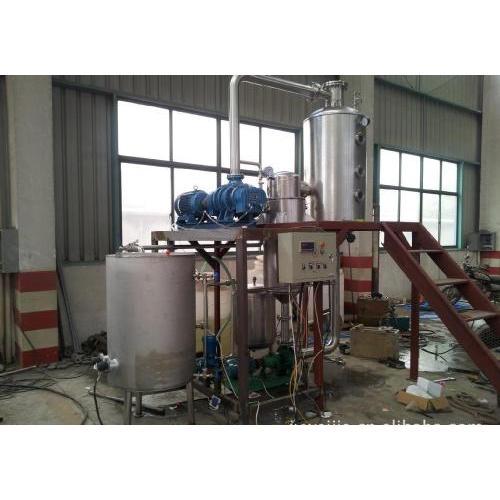 彬达专业设计单效蒸发结晶器