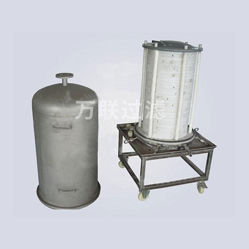 耐酸碱层叠式过滤器