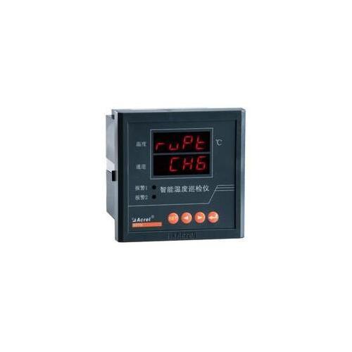 安科瑞ARTM-8温度巡检测控仪表8路温度监测