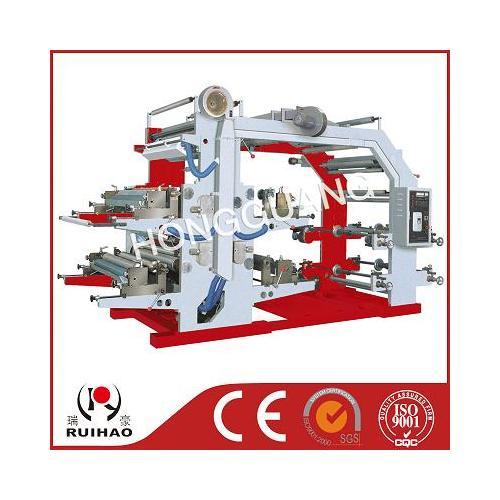 YT-型系列四色柔性凸版印刷机