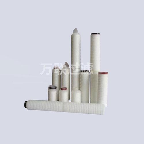 聚四氟乙烯折疊濾芯(PTFE)
