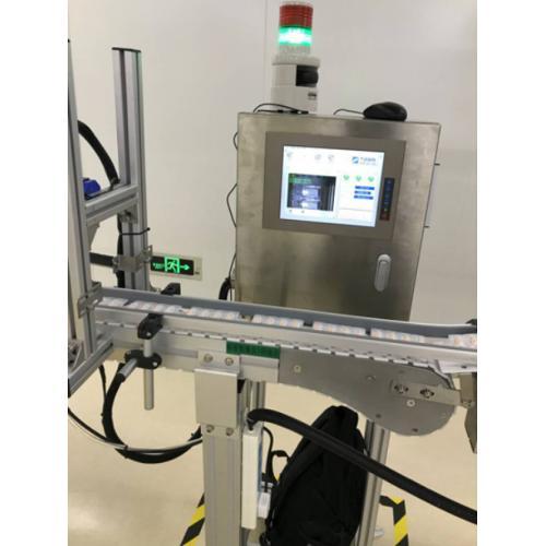 优海药品外包装三期码视觉检测系统