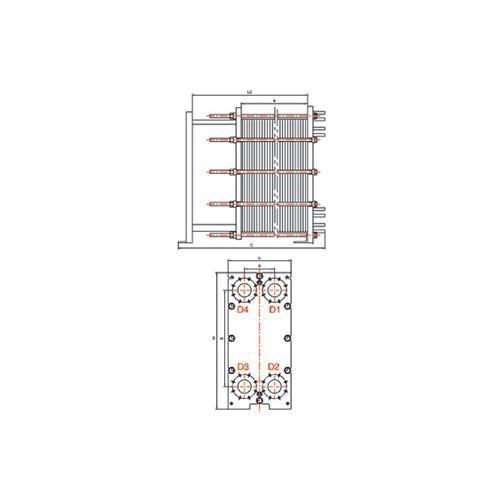 管式冷凝器冷却器