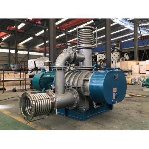 污水处理蒸汽压缩机