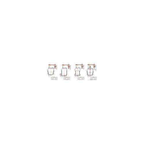 多功能动态、静态提取罐系统单元
