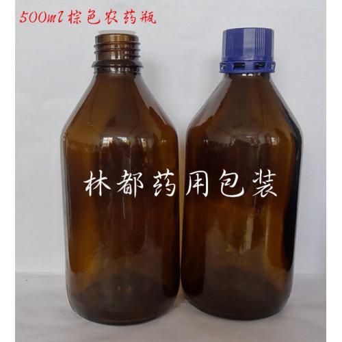 500ml口服液玻璃瓶厂家直供
