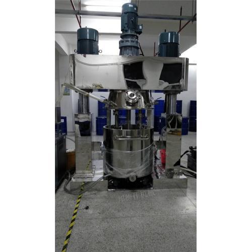 1100L新型强力分散机现货 中空玻璃胶成套设备