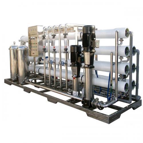 0.5吨反渗透设备 去离子水设备 净水过滤系统