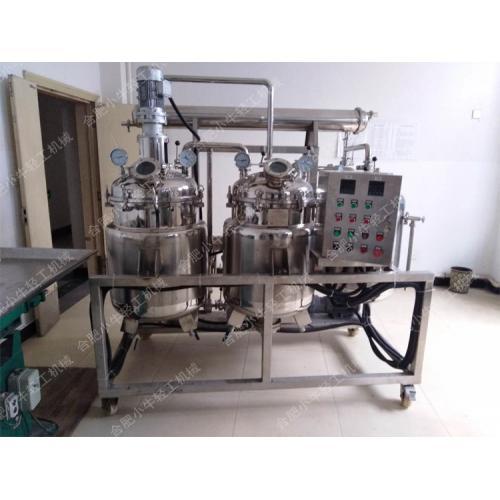 促銷實驗室小型電加熱提取濃縮機組