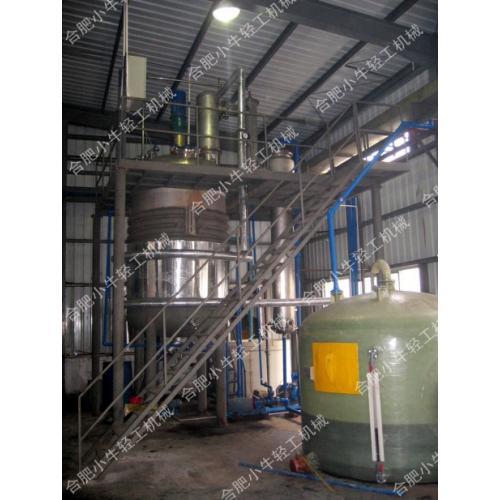 供应中央循环蒸发器