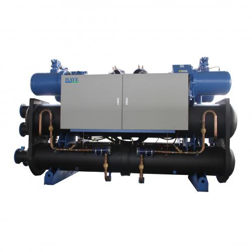 低温水冷螺杆式冷水机组