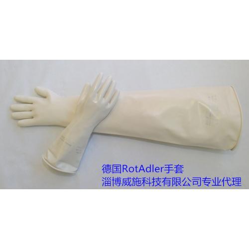 德国进口海普隆(Hypalon)材质隔离器手套和手套箱手套