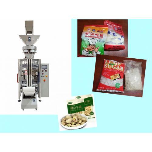 软糖包装机厂家定做 颗粒定量包装机 全自动立式包装机械厂