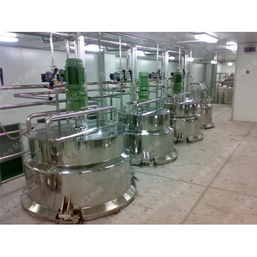 供应不锈钢冷却结晶罐