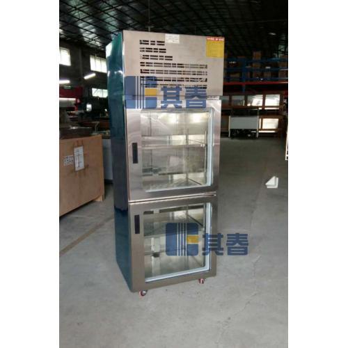 BL-L580CB立式冷藏 內外304不銹鋼防爆冷藏箱