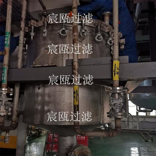 保溫袋式過濾器/防腐PTFE過濾器/鹽酸過濾器/鈀炭回收過濾