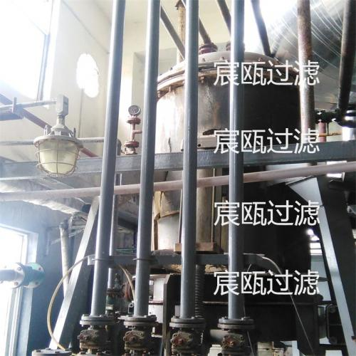 保温袋式过滤器/防腐PTFE过滤器/盐酸过滤器/钯炭回收过滤